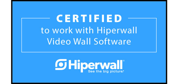 hiperwall certified