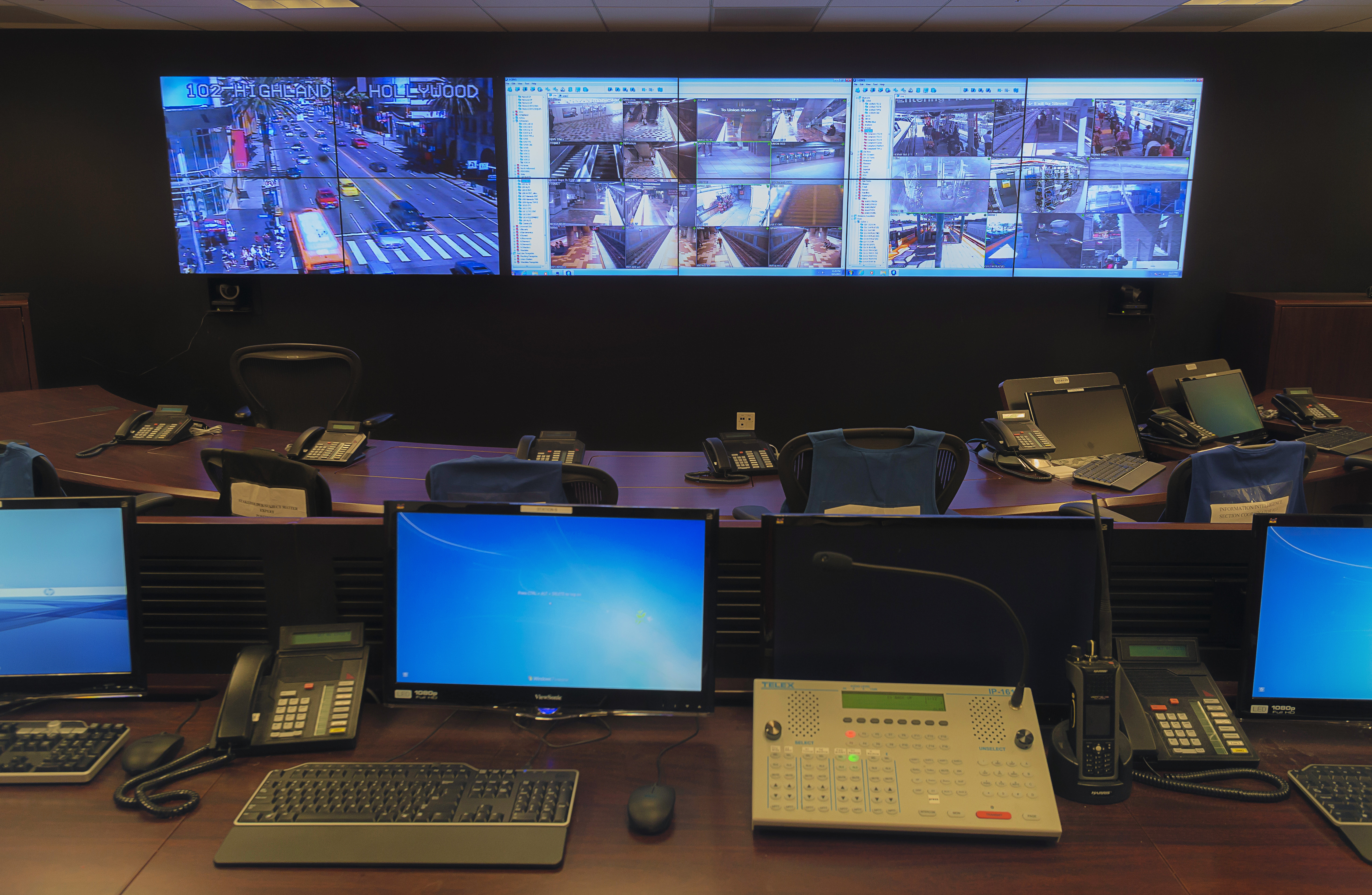 We Know Control Rooms